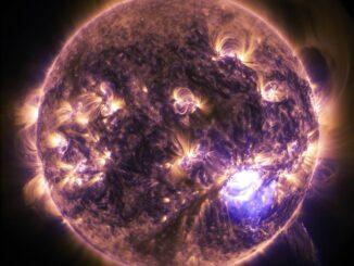 Die Sonne, unser Zentralgestirn und Energiespender