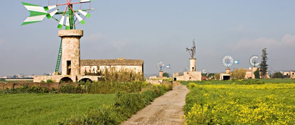 Mallorca gab der Mallorca-Akne ihren Namen