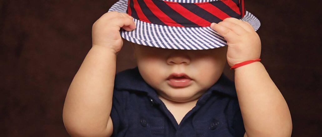 Sonnenschutz für Babys, Kinder und Jugendliche