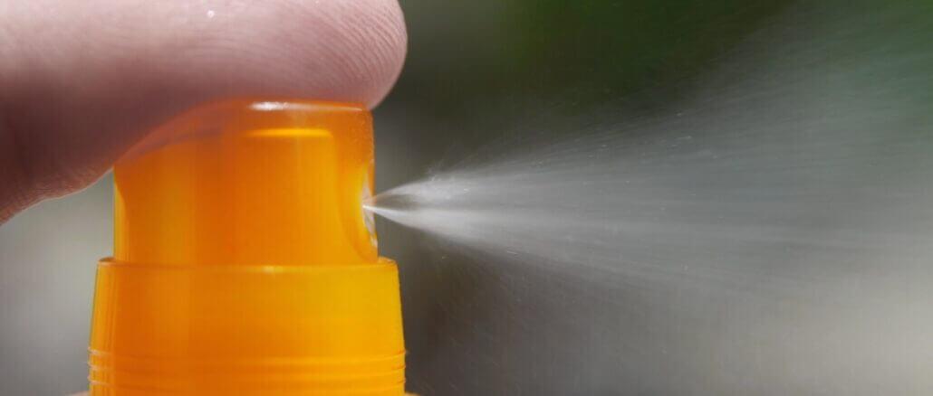Selbstbräuner DHA, Spraydose