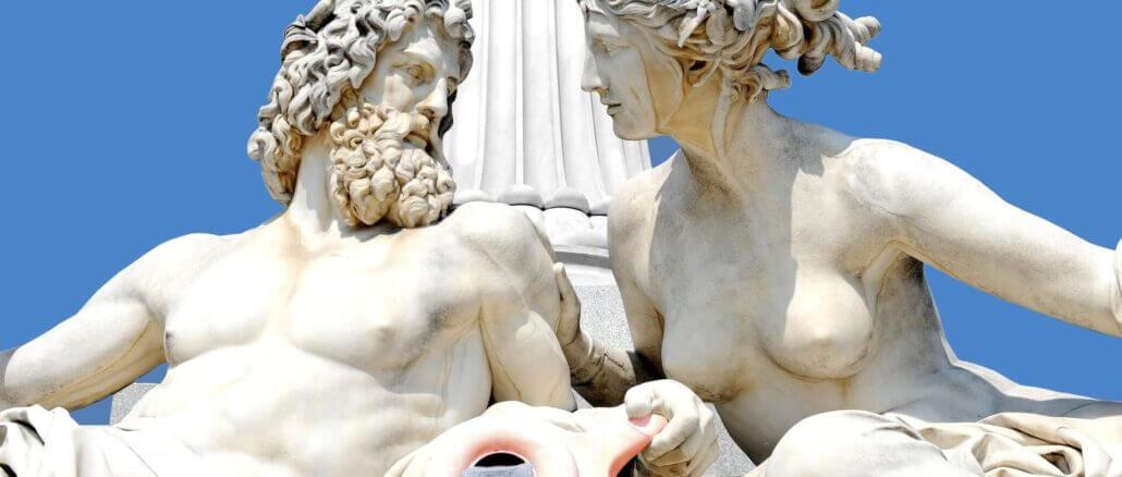 Antoke Statuen: Geschichte der Phototherapie